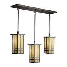 Studio™ 5 in. Wide Solid Stem Chandelier Offset