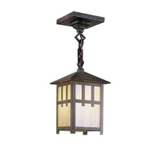 Craftsman Lantern™ 5 in. Wide Chain Hung Exterior Pendant Light