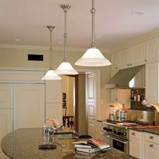 Shoreland™ One Light Pendant with 3-1/4 in. shade holder