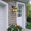 Stamford™ Lantern 11 in. Rustic Exterior Wall Light