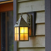 Lancaster™ Lantern 6 in. Metal Finish Wall Light