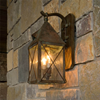 Lancaster™ Lantern 6 in. Tudor Revival Wall Light