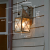 Lancaster™ Lantern 6 in. Elizabethan Wall Light