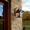 Stonehaven™ Lantern 10 in. Rustic Patio Wall Light