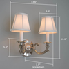 Saint Tropez™ French Country Sconce Style