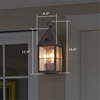 Lancaster™ Lantern 6 in. Patio Wall Light
