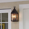 Lancaster™ Lantern 6 in. Exterior Garage Light