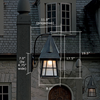 European Country™ Lantern 8 in. Exterior Light