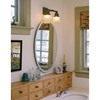 Oak Park™ Two Light Straight Arm Bathroom Vanity