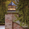 Cottage™ Lantern 16 in. Gate Pillar Light