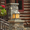 Stonehaven™ Lantern 16 in. Rustic Driveway Pier Light