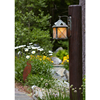 Stonehaven™ Lantern 8 in. Exterior Garage Light