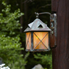 Stonehaven™ Lantern 8 in. Patio Wall Light