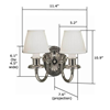 Provence™ interior Sconce Lighting