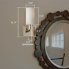 Tribeca™ Modern Sconce Light