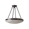 Tuscany with Band™ 24 in. Traditional Alabaster Pendant Light