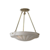 Palladian™ 24 in. Traditional Alabaster Pendant