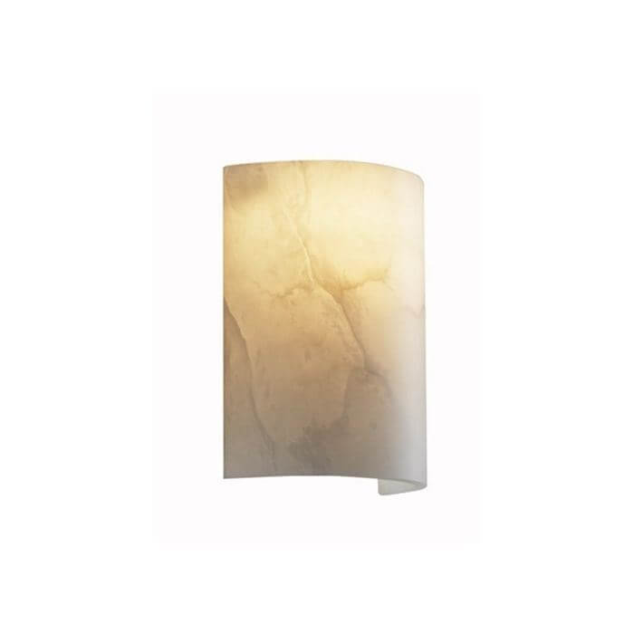 Cilindro™ 10 in. High Alabaster Wall Sconce