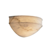 Tuscany Sconce™ 12 in. Alabaster Sconce Lighting