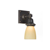 Durham™ One Light Straight Arm Sconce with 2-1/4 in. shade holder