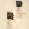 Durham™ Square Mounting Plate Sconce