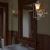 Montclair™ One Light Straight Arm French Country Wall Sconce