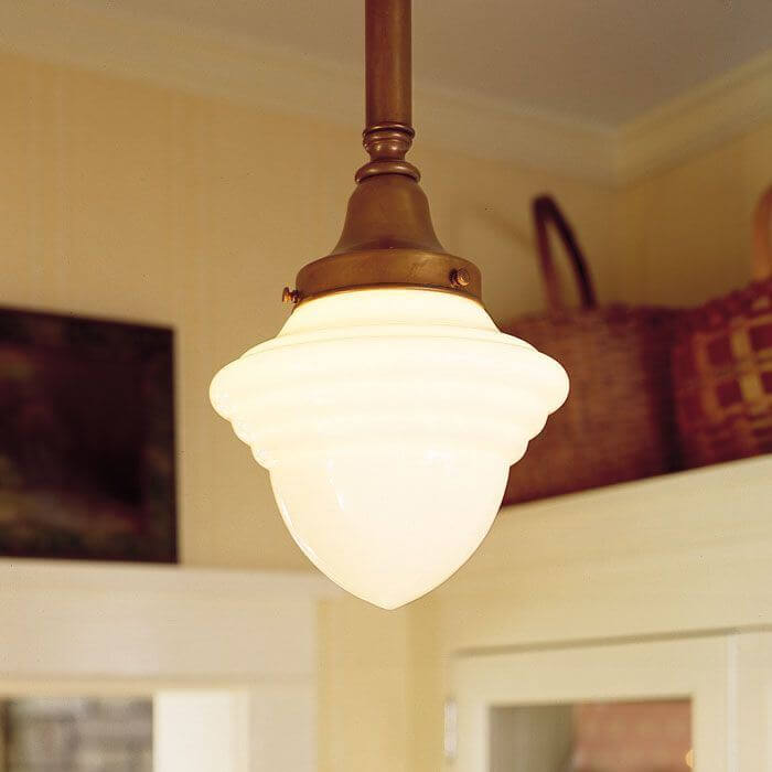 Carlton™ One Light Pendant with 3-1/4 in. shade holder