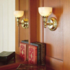 Carlton™ Shaded Sconce with 2-1/4 in. shade holder
