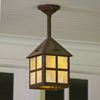 Cottage Lantern™ 10 in. American Foursquare Pendant Light