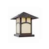 Pine Lake Lantern™ 12 in. Craftsman Style Pier Light