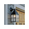 Carriage Lantern™ 7 in. Modern Exterior Wall Light
