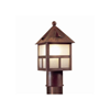 Cottage Lantern™ 6 in. Cottage Style Post Light