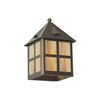 Cottage Lantern™ 10 in. Craftsman Style Exterior Wall Light