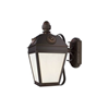 French Country™ Lantern 9 in. Patio Wall Light