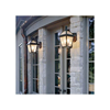 London™ Lantern 8 in. Wide Scrolled Arm Exterior Lighting