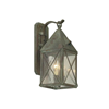 Lancaster™ Lantern 6 in. Jacobean Wall Light