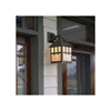 Bungalow Lantern™ 10 in. Craftsman Style Exterior Wall Light
