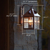 Stonehaven™ Lantern 10 in. Exterior Light