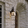 European Country™ Lantern 8 in. Patio Wall Light