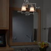 Oak Park™ Two Light Straight Arm Craftsman Style Wall Sconce