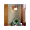 Highland Park One Light Swing Arm Bedroom Sconce with 2-1/4 in. shade holder