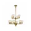 Golden Gate™ Tiered Chandelier for luxury homes