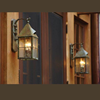 Lancaster™ Lantern 6 in. Candelabra Base Wall Light