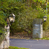 London™ Lantern 10 in. Wide Scrolled Coach Exterior Patio Wall Light