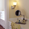 Oak Park™ One Light Straight Arm Hotel Hallway Wall Sconce