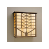 Sunrise Lantern™ 18 in. Prairie School Craftsman Style Wall Light