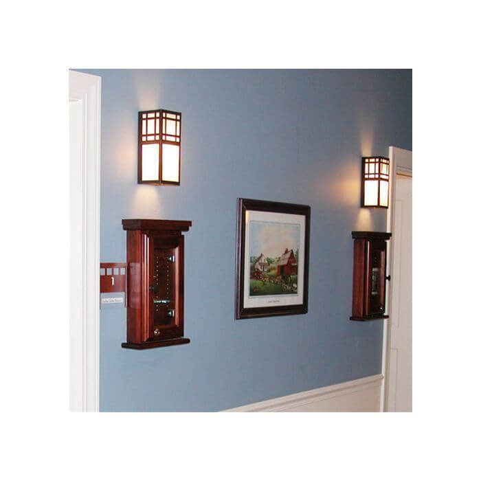 Studio Lantern™ 5 in. Wide Sconce without Roof
