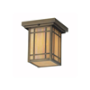 Chicago Lantern™ 7 in. Craftsman Style Exterior Ceiling Light