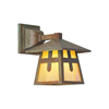 Stamford Lantern™ 7 in. Wide Straight Arm Exterior Wall Light