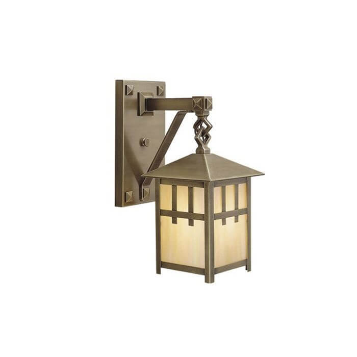 Craftsman Lantern™ One Light Bracket Sconce